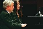 Nelson Freire e Martha Argerich