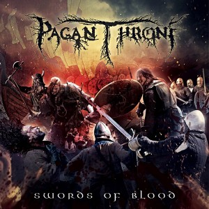 Pagan Throne - Swords of Blood (2015) - Capa