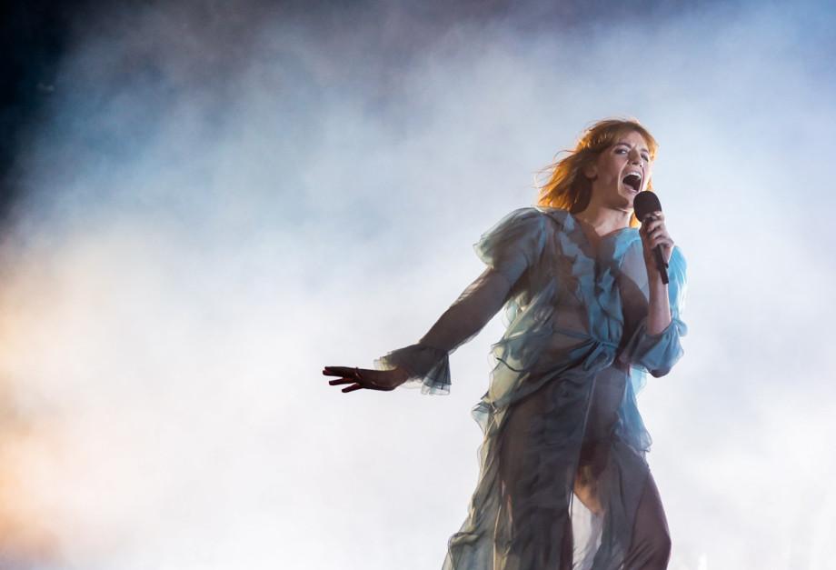 Florence and The Machine - Credito Manuela Scarpa e Rafael Cusato - Brazil News 1