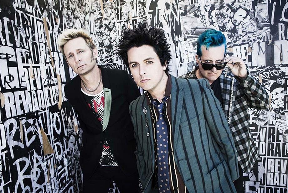 Green Day Credito Frank Maddocks destaque