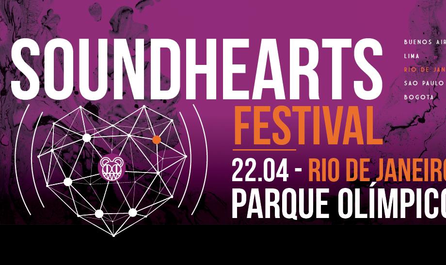 SoundHearts Facebook_Evento Rio de Janeiro