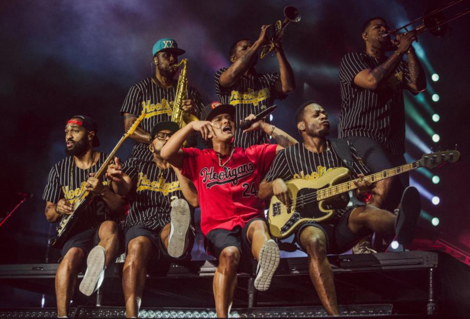 Bruno Mars no Brasil