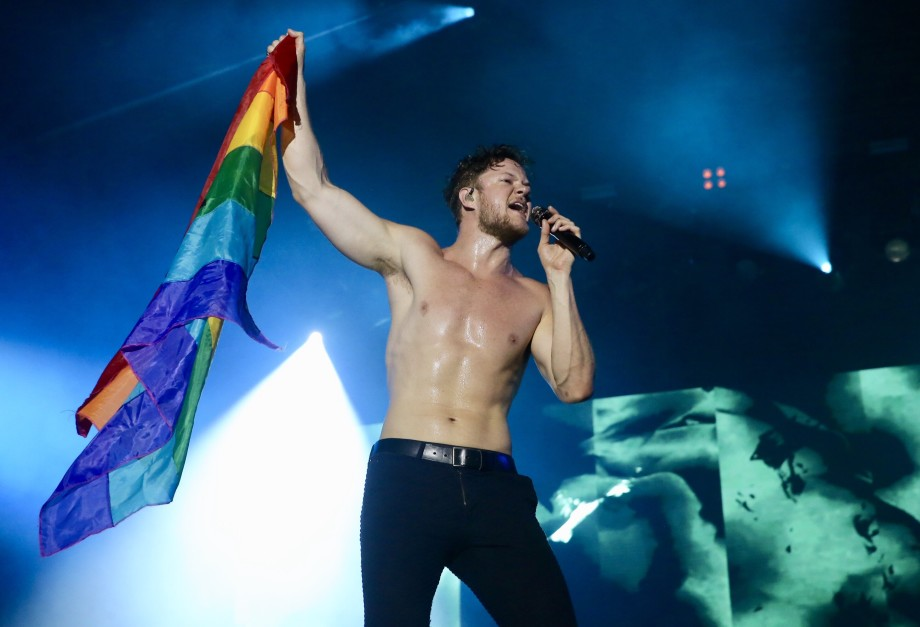 Imagine Dragons - Foto: Manuela Scarpa / Brazil News