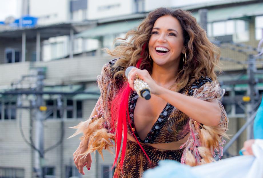 Daniela Mercury Crédito Celia Santos